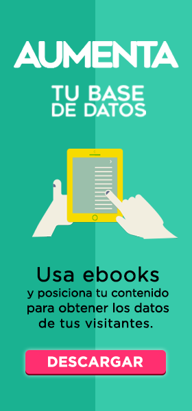 aumenta base datos ebook