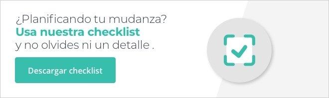 Usa nuestra checklist para planificar tu mudanza