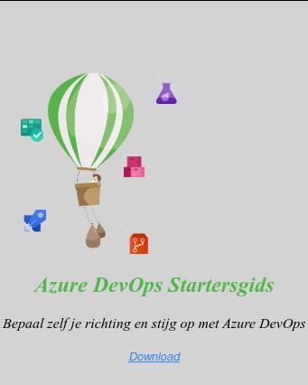<>  Azure DevOps Startersgids  Bepaal zelf je richting en stijg op met Azure DevOps   Download <>