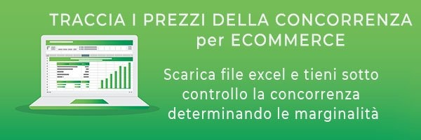 prezzi concorrenza ecommerce download