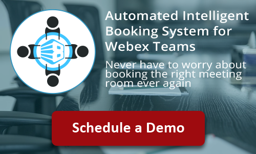 Automated Intelligent Booking System for Cisco Webex