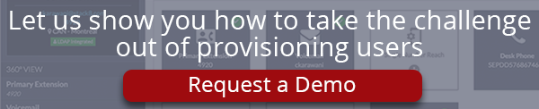 User Provisioning Software