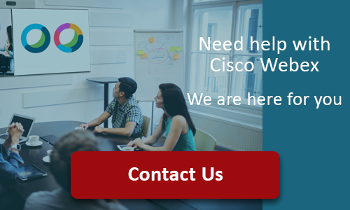 Need Help with Cisco Webex