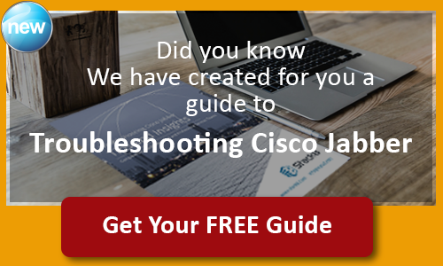 Troubleshooting Cisco Jabber Guide