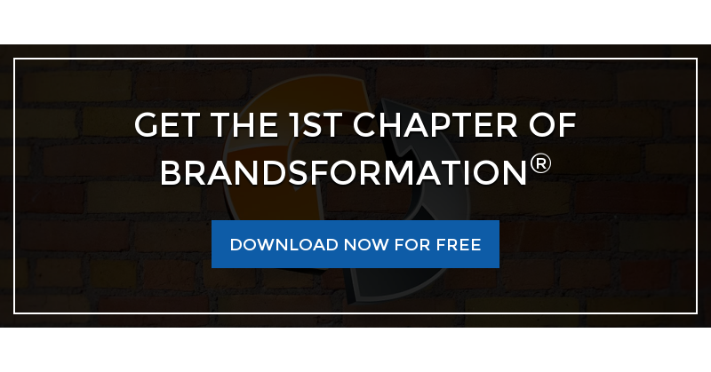 Get the 1st Chapter of Brandsformation Download Now for Free