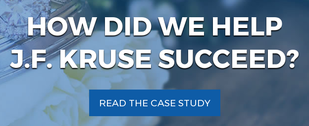 How Did We Help  J.F. Kruse Succeed? Read the Case Study