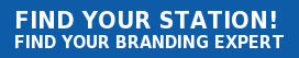 Find Your Station! Speak with a Branding Expert