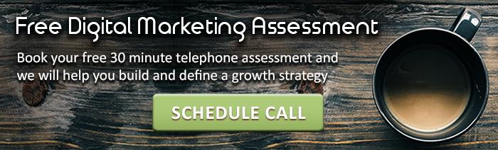 Free digital marketing plan