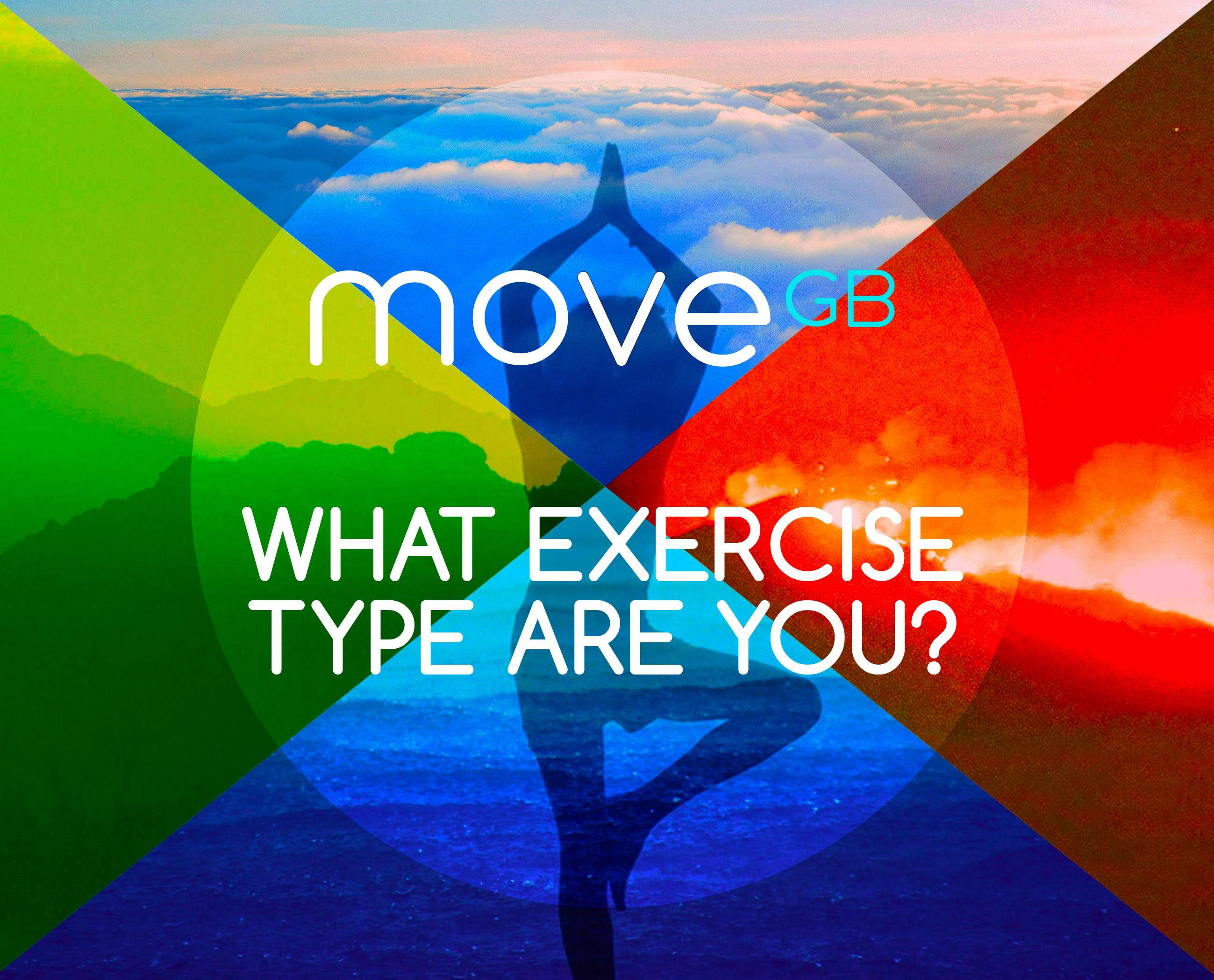 What exercise type are you MoveGB quiz