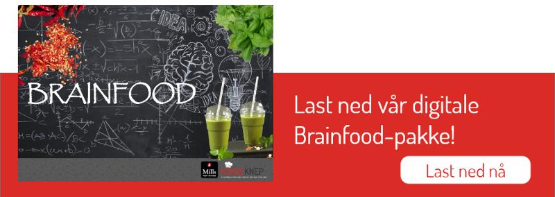 Last ned digital Brainfood-pakke
