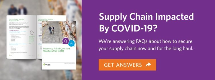 Supply Chain FAQs