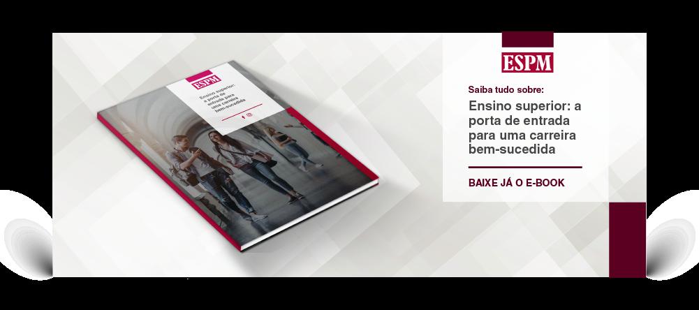 Faça o download do ebook sobre Ensino superior!