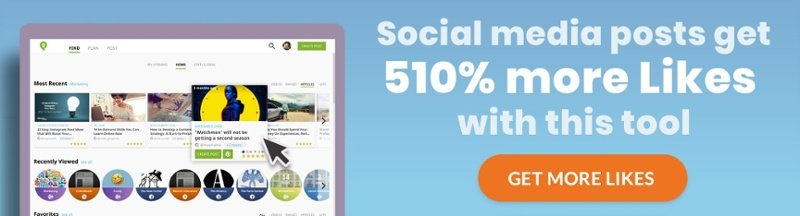 This social media tool gets 510% more Likes