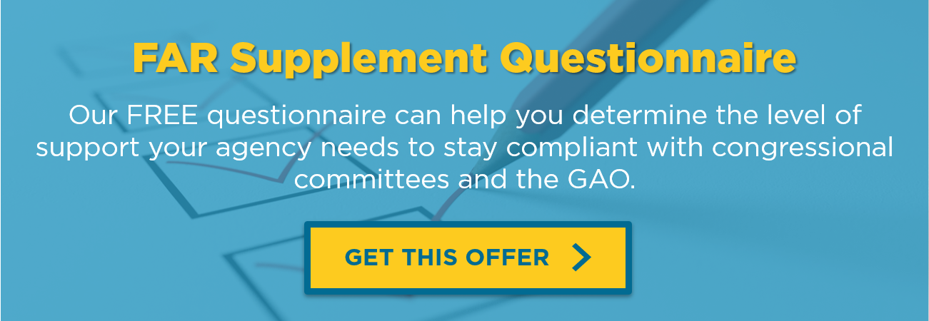 far supplement questionnaire call-to-action link