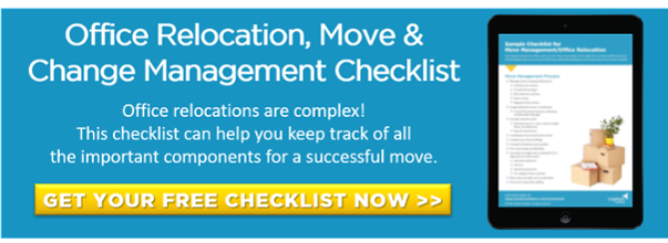 Click here to get your free office relocation, move and change management checklist