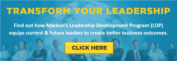 Transform Your Leadership: Find out how Markon's Leadership Development Program equips current and future leaders to create better business outcomes. Click here to get more info now. No risk. No obligation.