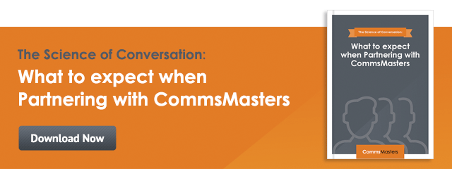 partnering with commsmaster
