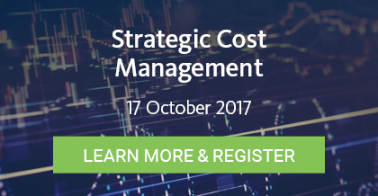 Strategic Cost Management - Register Here