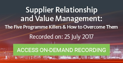 SVM: The Five Programme Killers & Overcoming Them - Register Here