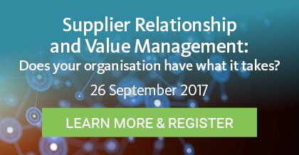 SVM: Does Your Organisation Have What It Takes? - Register Here