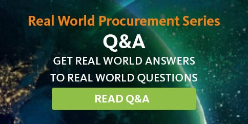 Real World Procurement Q&A