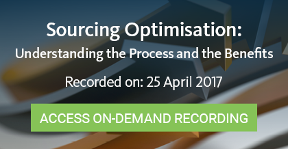 Sourcing Optimisation - Access On-Demand Recording