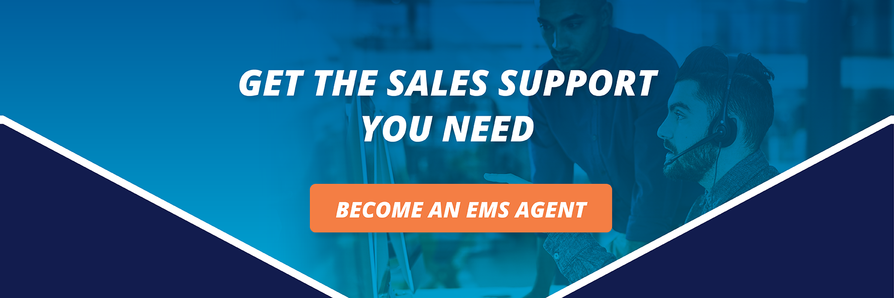 Get the Sales Support You Need