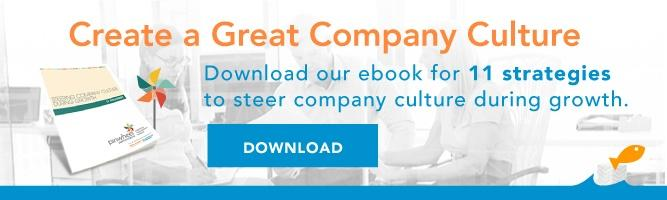 Create a great company culture