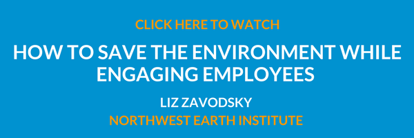 How to Save the Environment While Engaging Employees
