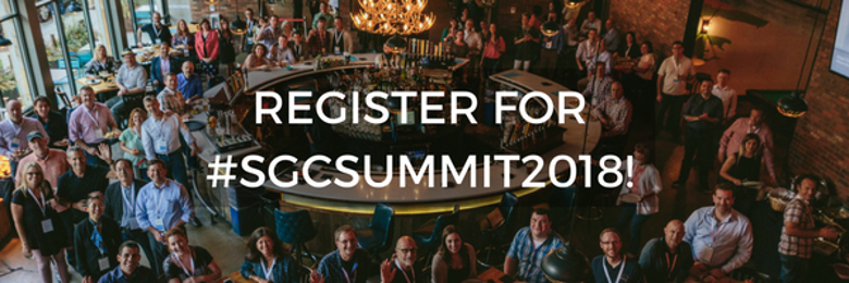 Register for #SGCSummit2018
