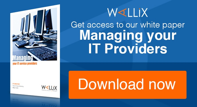 Get Access to our White paper : Managing your IT providers