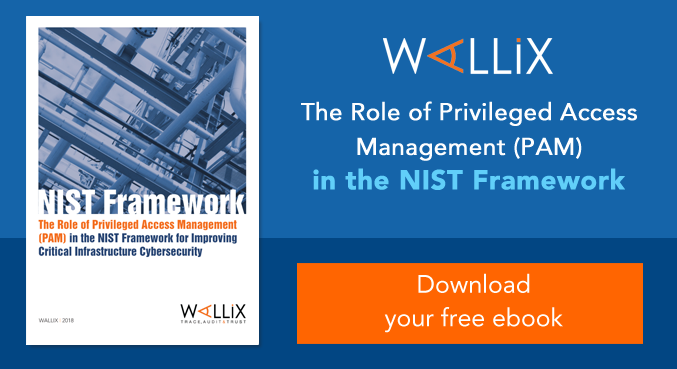 Role of PAM in NIST Cybersecurity Framework