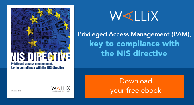 NIS Directive PAM Compliance Whitepaper