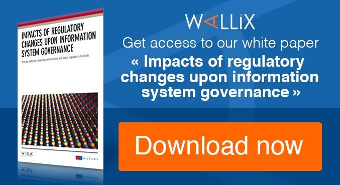 WHITE PAPER IMPACTS OF REGULATORY CHANGES UPON INFORMATION SYSTEM GOVERNANCE