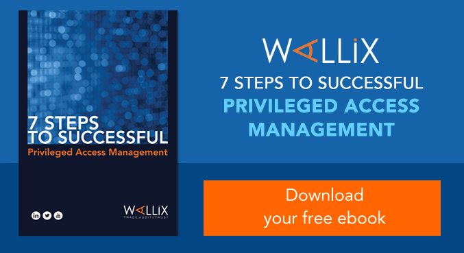 Get Access to our white paper : 7 Steps to successful privileged access management