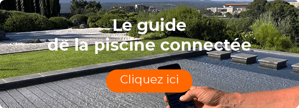 Guide piscine connectée