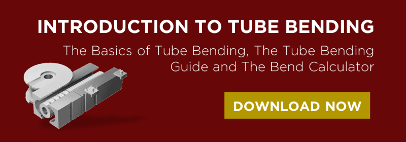 Introduction to Tube Bending