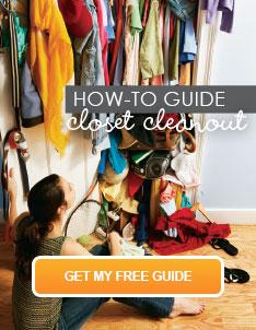 How-to guide: Closet Cleanout