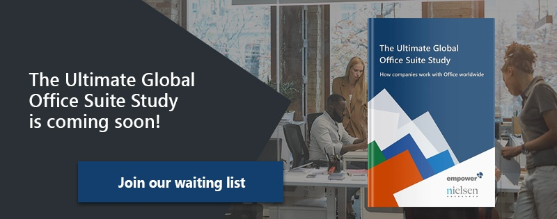 Global Microsoft Suite Study