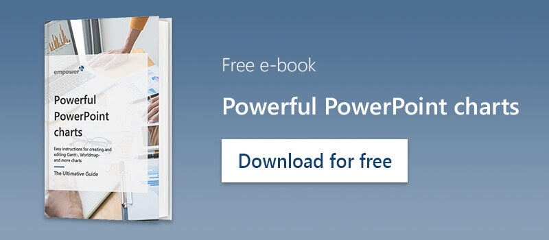 E-book PowerPoint charts