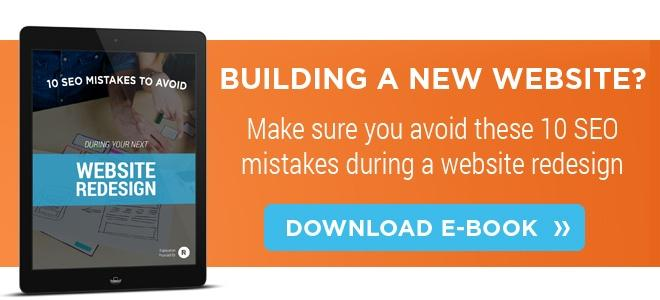 Download 10 SEO Mistakes Ebook