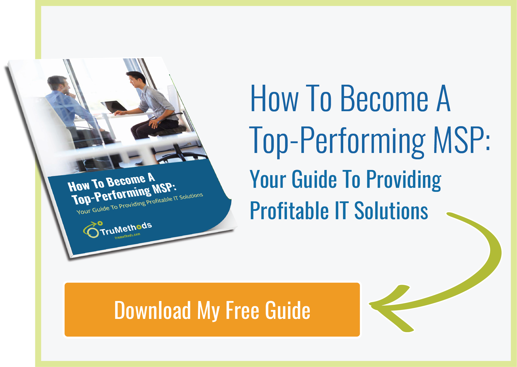 How To Become A Top Performing MSP  Your Guide To Providing Profitable IT Solutions  Download My Free Guide
