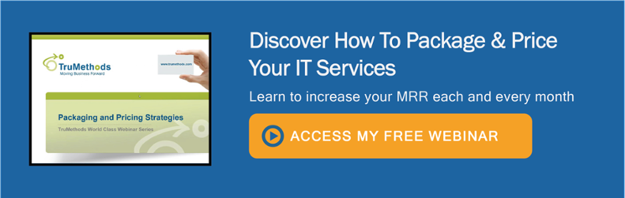Discover how to package and price your IT services