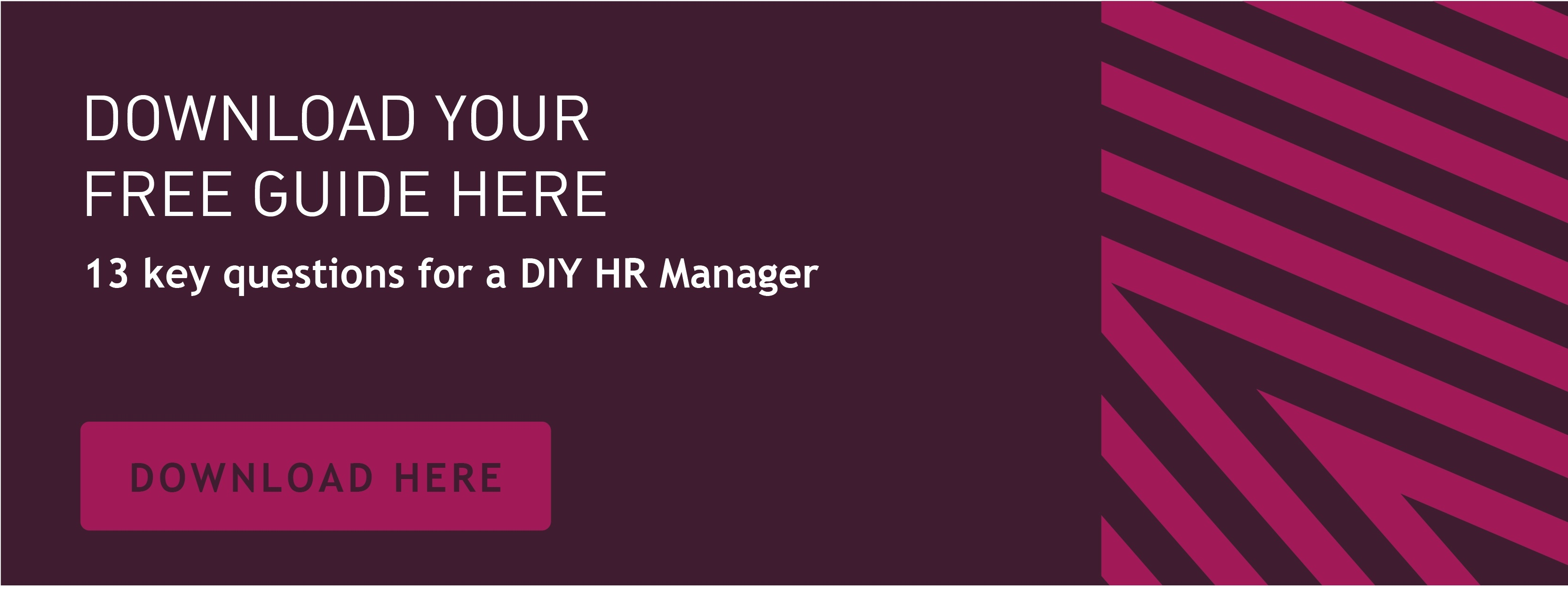 13 Key Questions For A DIY HR Manager