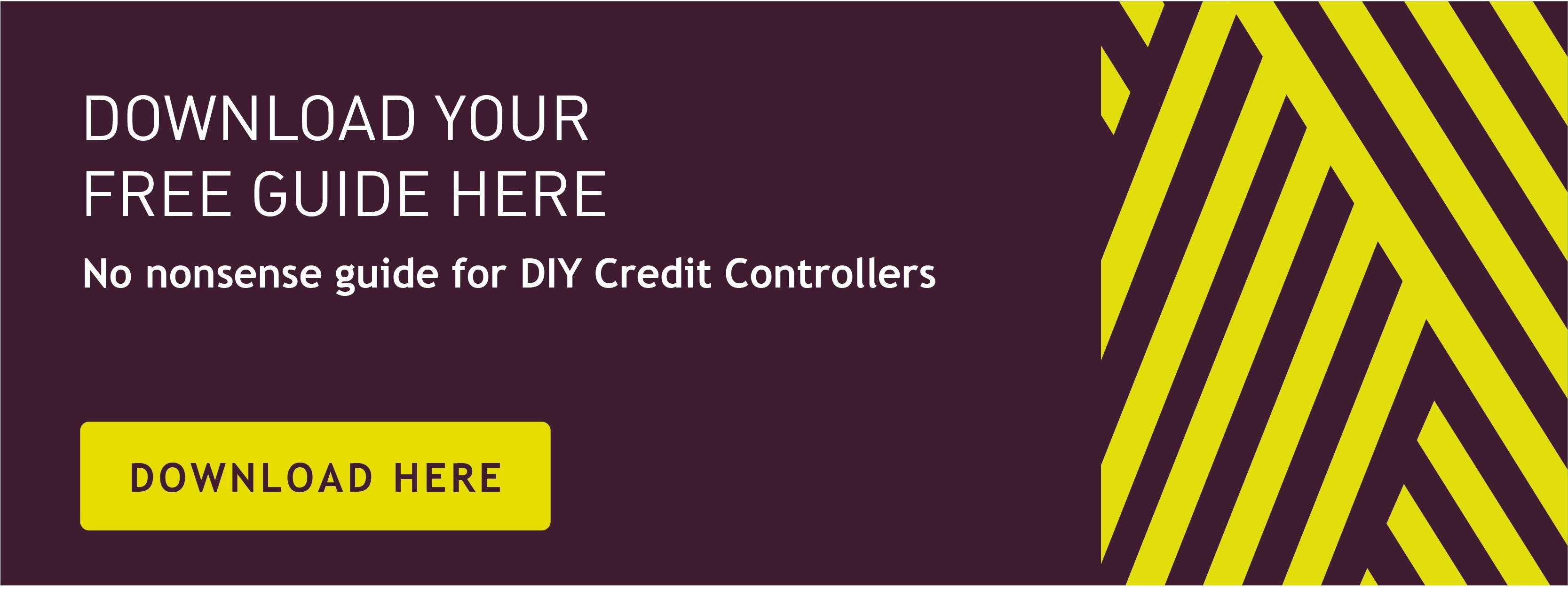 No Nonsense Guide For DIY Credit Controllers