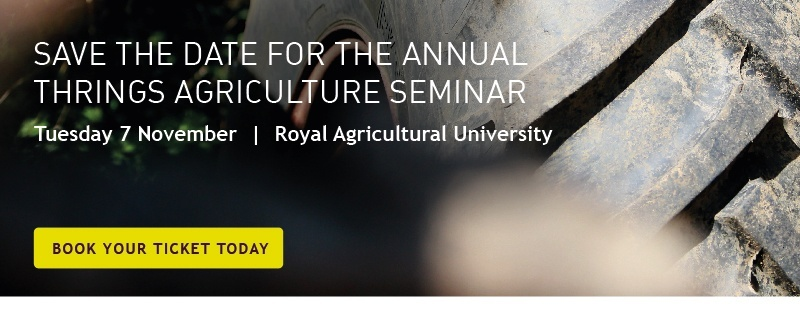 Save the date for the Agriculture seminar