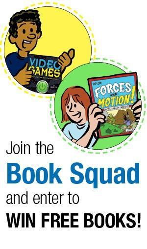 Join the Book Squad and enter to WIN FREE BOOKS!