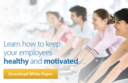 Free White Paper: How to Keep Your Employees Healthy and Motivated