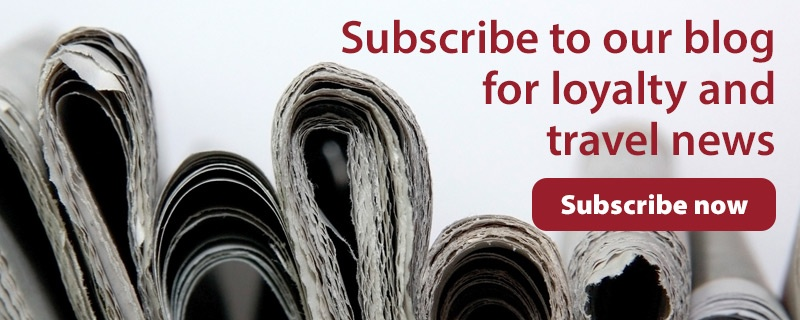 Subscribe for all the latest in loyalty program news