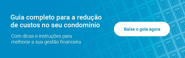 Guia para a redução de custos em condomínios